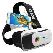 Óculos VR 3D Realidade Virtual Android IOS Windows