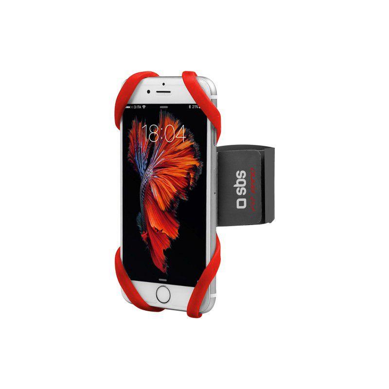 Braçadeira Esportiva Smartphone 4 a 6¨ - SBS Mobile