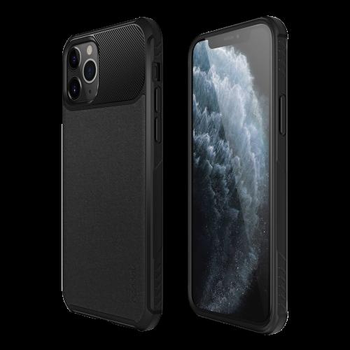 Capa Carbon Compatível com iPhone 11 PRO MAX - IPS11PMBK - PRETA