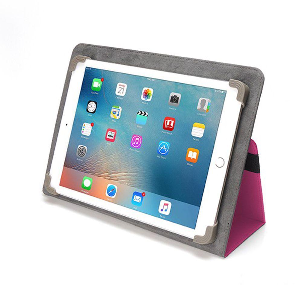 Capa Fólio Universal para Tablets de 7' À 8' Rosa - Geonav