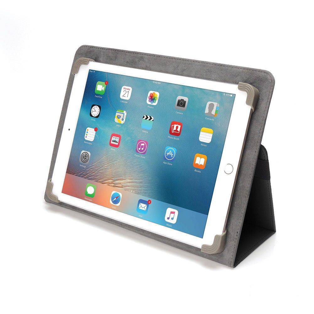 Capa Fólio Universal P/Tablets de 9' À 10' Preto  FUN91B Geonav
