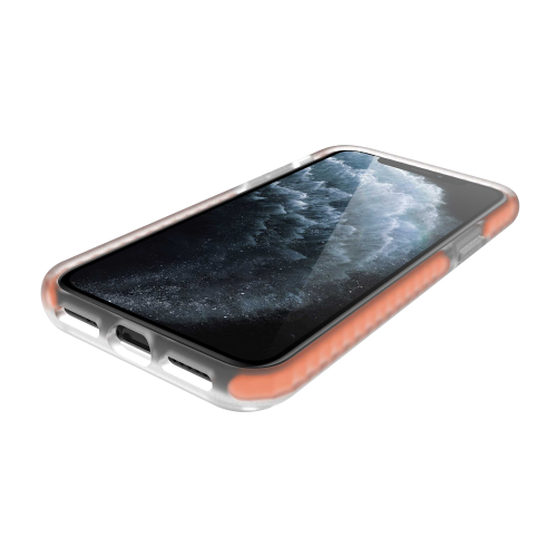 Capa Impact PRO Compatível com iPhone 11 PRO - IPI11POR - LARANJA