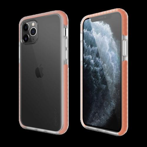 Capa Impact PRO Compatível com iPhone 11 PRO MAX - IPI11PMOR - LARANJA