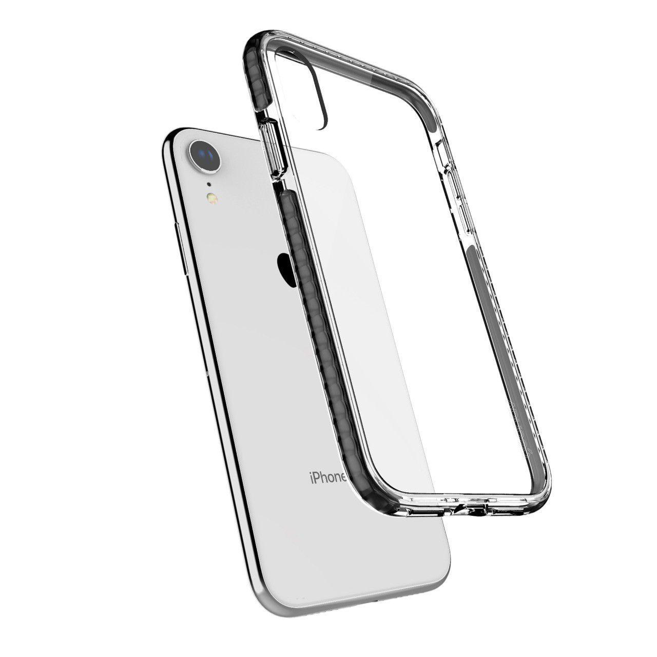 Capa Impact Pro X para Iphone XR Black - IPIXRB - Geonav