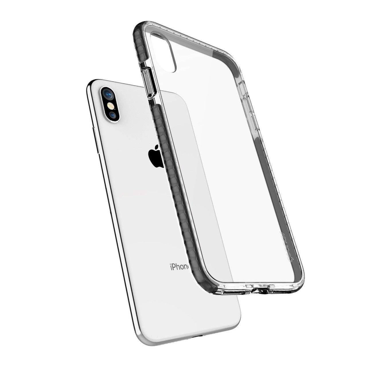 Capa Impact Pro X para Iphone XS MAX Black - IPIXMB - Geonav