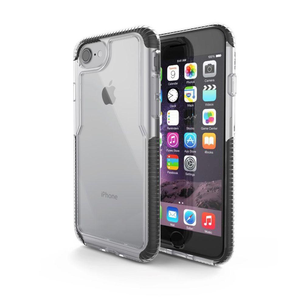 Capa Iphone 7 / 8 Impact PRO Preta - IPI7B - Geonav