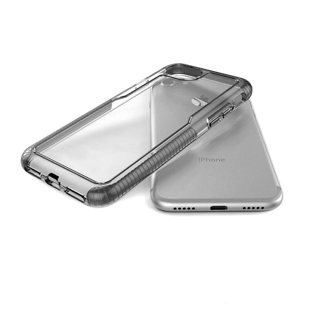 Capa Iphone 7 Plus / 8 Plus Impact PRO Preta - IPI7PB - Geonav