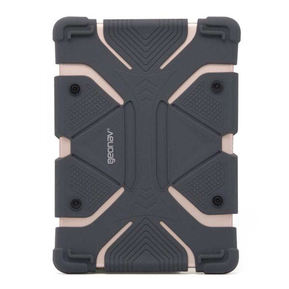 """Capa Universal de Silicone para Tablet 7""""-7.9"""" Preta - Geonav"""