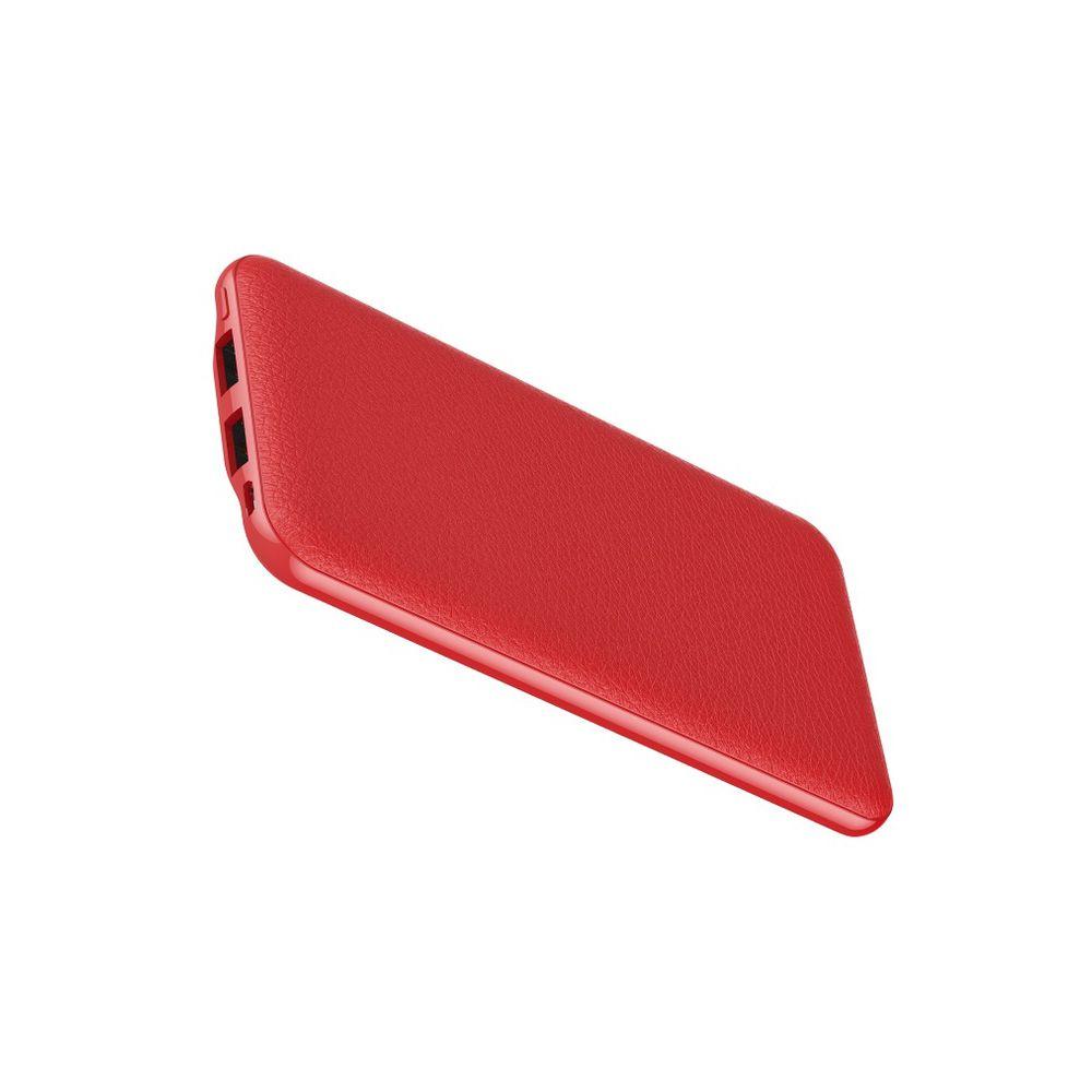 Carregador Portátil Universal Vermelho 15000mAh - Geonav