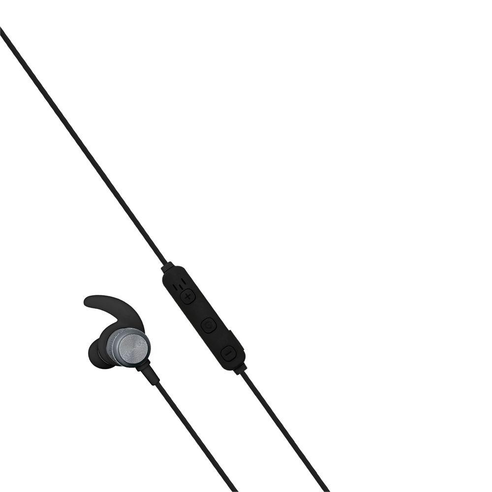 Fones de Ouvido Bluetooth Intra-Auricular Aermove Cinza Espacial - Aer