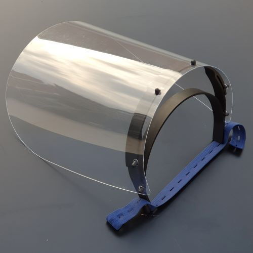 Máscara para Proteção Facial Shield - Tupi Capas