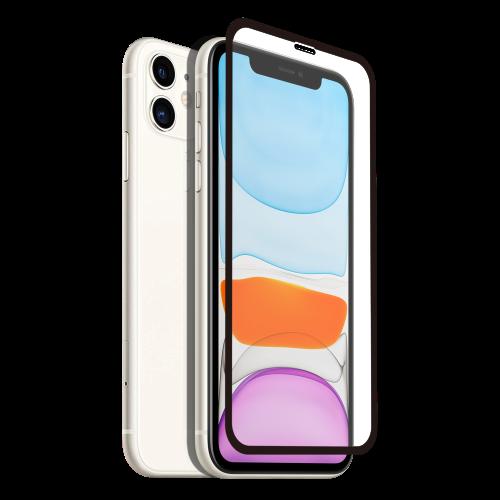 Película de Vidro 3D Transparente Premim iPhone 11 GLIP113D