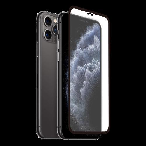 Pelicula de Vidro 3D Transparente Premium Geonav para  iPhone 11 PRO - GLIP11P3D