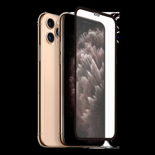 Pelicula de Vidro 3D Transparente Premium Geonav para  iPhone 11 PRO MAX - GLIP11PM3D