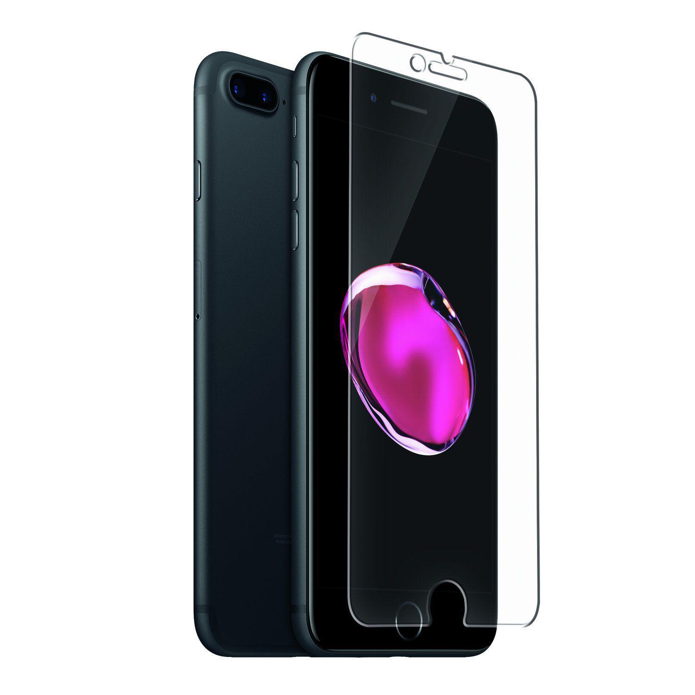 Película Transparente de Vidro Premium Geonav para iPhone 7 plus / 8 plus