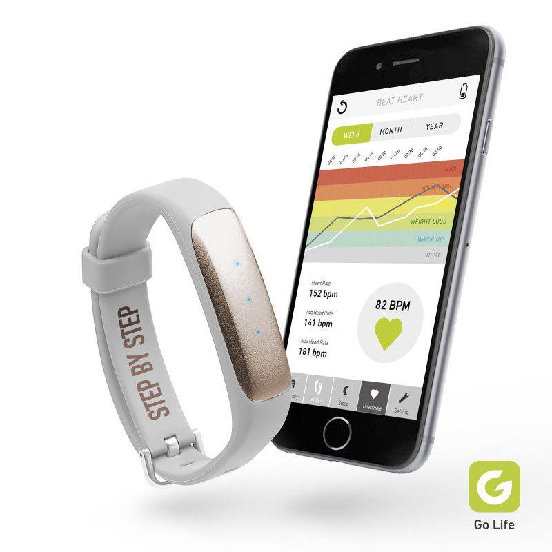 Relógio Inteligente Monitor de Sono, Pedômetro, Calorias, Distância, Notificações de Chamadas, Mensagens e Despertador