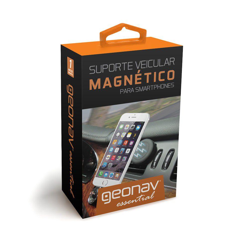 Suporte Magnético Universal para Smartphones Essential - Geonav