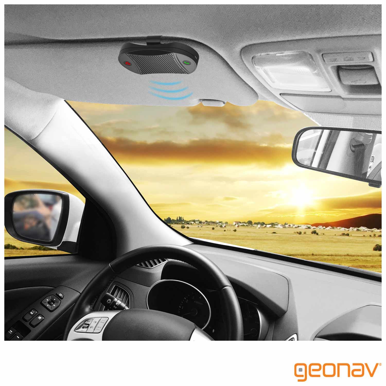 Viva Voz Automotivo Universal - Geonav