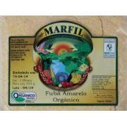 FUBA DE MILHO AMARELO 500G - MARFIL