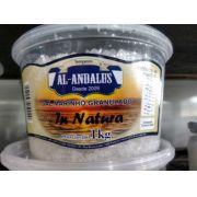 SAL GRANULADO IN NATURA MARINHO GRANULADO INTEGRAL KG - AL ANDALUS