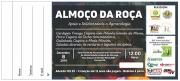 INGRESSO PARA O ALMOÇO AGROECOLÓGICO DA ROÇA -   08 DE DEZEMBRO - DOMINGO