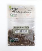 MANJERICÃO ORGÂNICO QUINTAL VERDE 10G