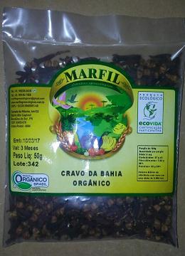 CRAVO DA BAHIA 50G - MARFIL