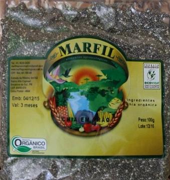 CHIA EM GRÃOS 1250G – MARFIL