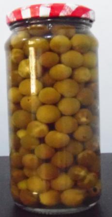 Conserva Jurubeba - 250 ML