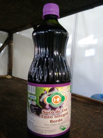 Suco Natural de Uva Bordo Coopernatural - 1 Litro