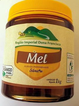 MEL POTE DONA FRANCISCA 500g