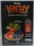 Erva Mate Orgânica Yacuy com Frutas Vermelhas e sem Adição de Açucar!