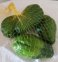 Chuchu Verde Escuro - 500g