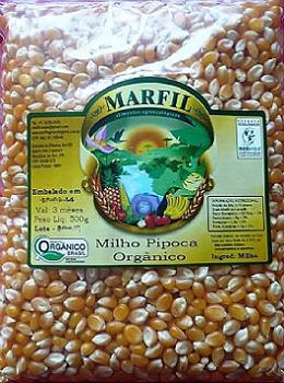 PIPOCA MILHO VERMELHO 500G