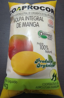 POLPA DE MANGA 1KG