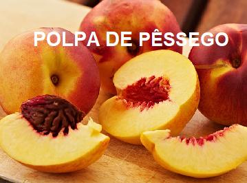 POLPA DE PÊSSEGO 250G