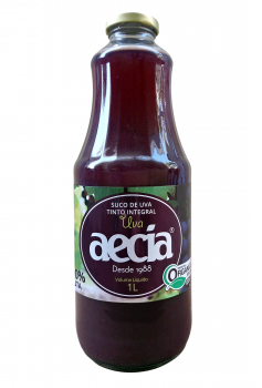 Suco de Uva Isabel  - 1,5 Litro Aécia