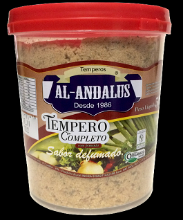 TEMPERO COMPLETO 500G AL ANDALUZ