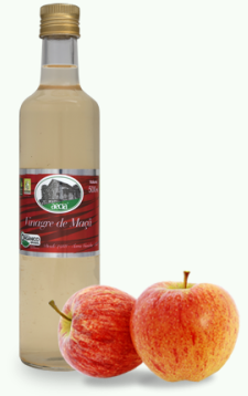 Vinagre de Maça Organico  Aécia 500ml