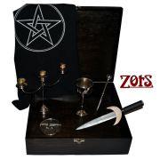 Altar Wicca - Instrumentos Mágicos