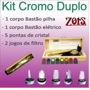 Kit Cromo Duplo