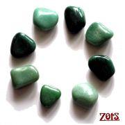 Kit Pedras Faciais Quartzo Verde
