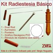 Kit Radiestesia Básico