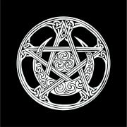 Toalha Pentagrama  Celta