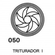 Triturador - PVC
