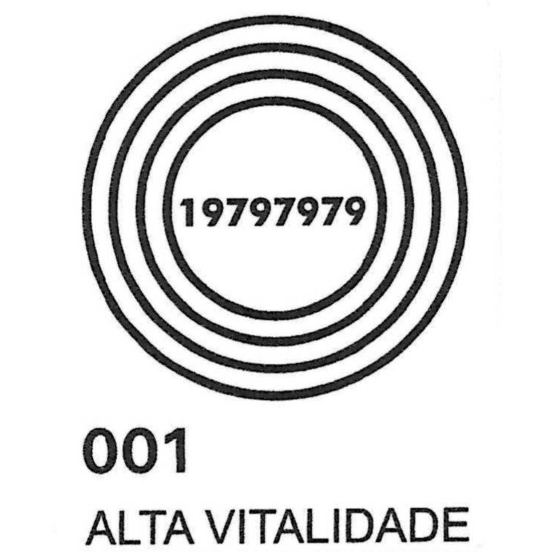 Alta Vitalidade - PVC  -  Zots