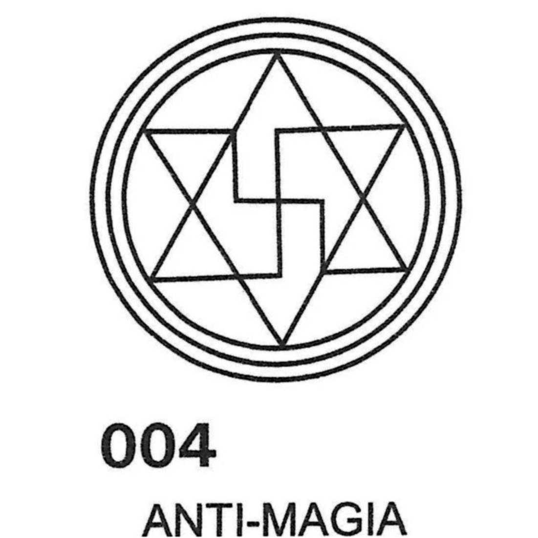 Anti Magia PVC  -  Zots