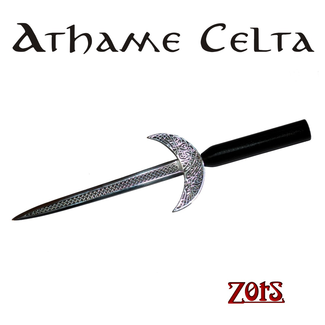 Athame Celta  -  Zots