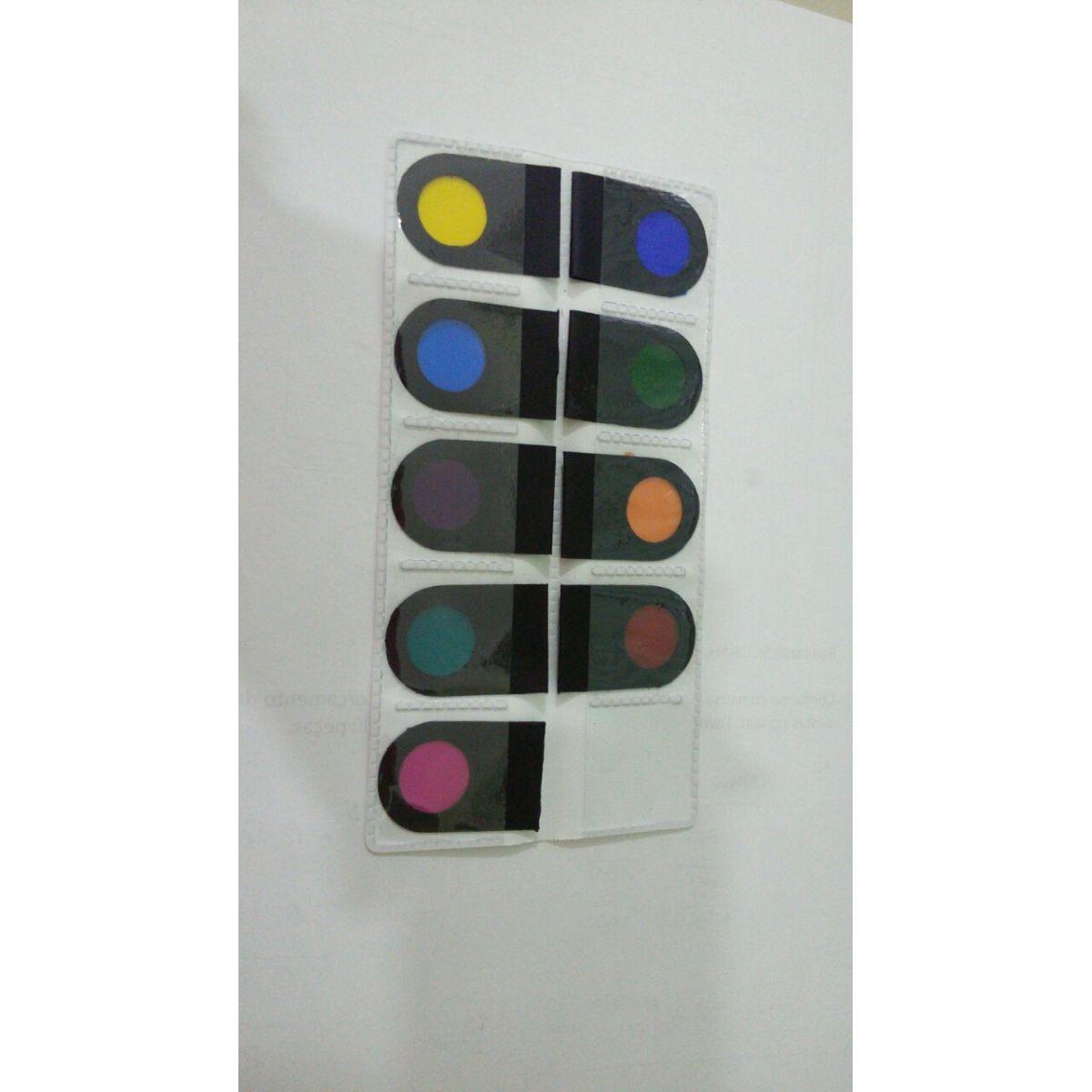 Bastão Cromático elétrico caixa  - Zots
