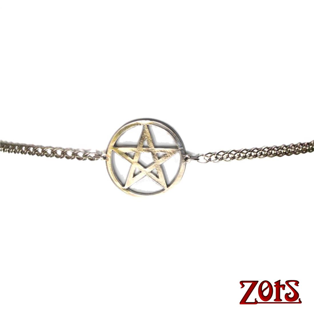 Circlet Pentagrama  - Zots